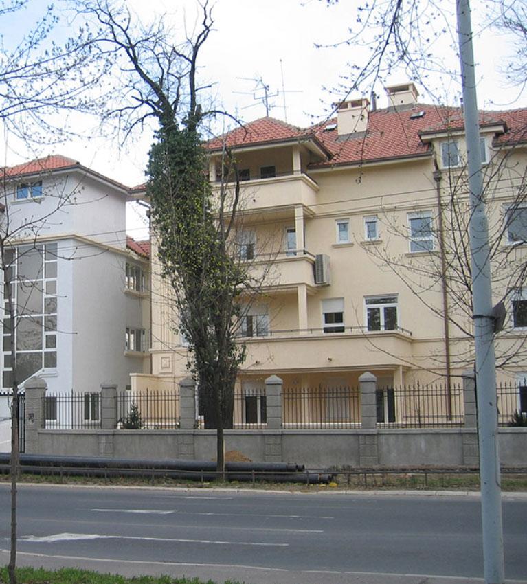 Blvd. Kneza Aleksandra K. - Belgrade