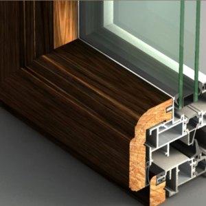 aluminijum-drvo